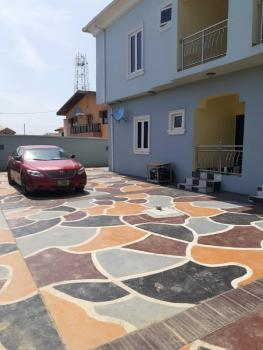 Newly Built Well Finished 3bedroom Flats All Rooms Ensuite, Marshy Hill Estate Off Ado Road Ajah, Ado, Ajah, Lagos, House for Rent
