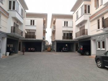 Newly Built Serviced 4 Bedroom Terraced Duplex, Chevron Drive Estate, Lekki Expressway, Lekki, Lagos, Terraced Duplex for Rent