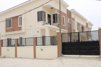 Luxury 4 Bedroom Terrace House, Orchid Hotel Road, Lafiaji, Lekki, Lagos, Terraced Duplex for Sale