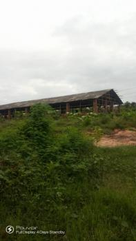 Poultry Farm and a Plot of Land 200 By 500 ( That Is 10 Plot), Ekiadolor Area, Ovia North-east, Edo, Factory for Sale