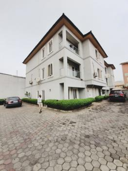 Luxury Fully Furnished 4 Bedroom Terrace on 3 Floors with a Room Bq, Gated Community, Agungi, Lekki, Lagos, Terraced Duplex for Sale