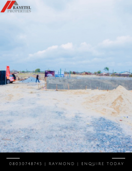 Land at a Luxurious Lifestyle Estate, Urban City Luxurious Lifestyle Estate, Vgc, Lekki, Lagos, Residential Land for Sale