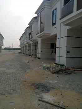 Brand New Luxury 4bedroom Terrace Duplex, Ikota Villa Estate, Ikota, Lekki, Lagos, Terraced Duplex for Rent