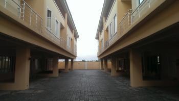 Nicely Finished 4 Bedrooms Terrace Duplex, Victoria Crest Estate, Orchid Road Chevron, Lafiaji, Lekki, Lagos, Terraced Duplex for Rent