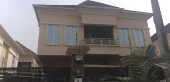 Furnished and Luxury 5 Bedroom Detached House with Boys Quarter, Before Chevron, Idado, Lekki, Lagos, Detached Duplex for Sale