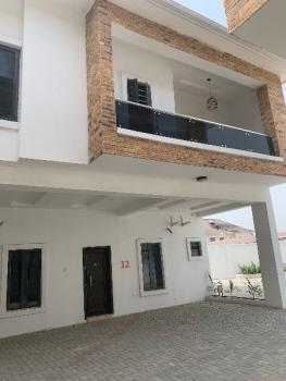 Luxury 4 Bedrooms  Terraced Duplex with Modern Kitchen, Apple World Estate 1, Lekki Expressway, Lekki, Lagos, Terraced Duplex for Rent