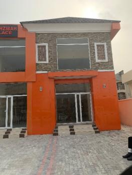 Big Office Space Located in a Well Secure Busy Road, Lekki Phase 1, Lekki, Lagos, Office Space for Rent