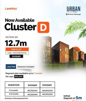 The Most Affordable Estate Land, Urban Prime 3, Along Abraham Adesanya Road, Ajah-lekki, Ogombo, Ajah, Lagos, Land for Sale