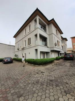 Fully Furnished 4 Bedroom Terrace with 1 Room Bq, Agungi, Lekki, Lagos, Terraced Duplex for Sale
