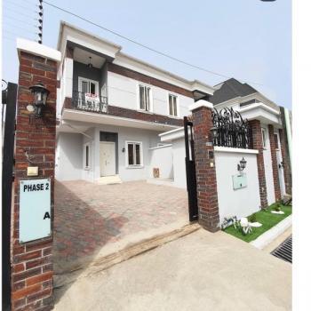 Luxury 4 Bedroom Semi Detached Duplex and a Bq, Bera Estate, Agungi, Lekki, Lagos, Semi-detached Duplex for Rent