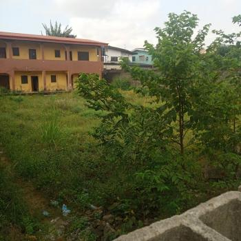 Land with 4 Room and Palour Seating on Full Plot, Thomas Estate, Ajah, Lagos, Residential Land for Sale