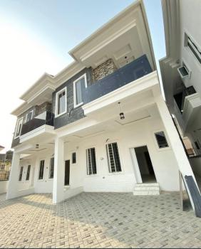 Luxury 4 Bedroom Terrace, Ikota Villa Estate, Ikota, Lekki, Lagos, Terraced Duplex for Rent