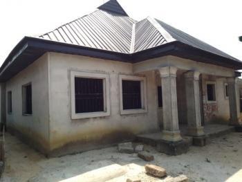 Luxury 3 Bedroom Bungalow, Akpajo Eleme Before The Bridge, Elelenwo, Port Harcourt, Rivers, Detached Bungalow for Sale