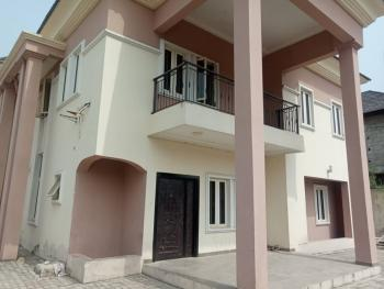 Well Maintained 4 Bedroom House with Bq, West End Estate, Ikota, Lekki, Lagos, Semi-detached Duplex for Rent