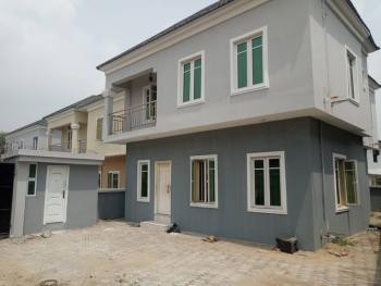 Well Maintained 4 Bedroom Duplex with Bq, Budo Estate, Thomas Estate, Ajah, Lagos, Detached Duplex for Rent