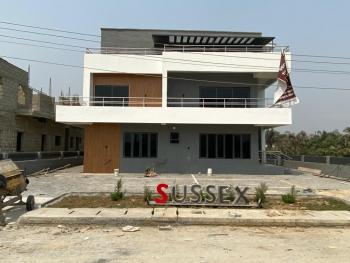 Luxury and Newly Built 2 Bedroom Apartment, Sussex Building, Lafiaji, Lekki, Lagos, Flat for Rent