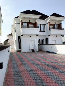 Newly Built and Well Finshed 4 Bedroom Duplex with Bq, Thomas Estate, Ajiwe, Ajah, Lagos, Semi-detached Duplex for Sale