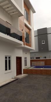 5bedroom Duplex  with Swimming Pool, Lekki Palm City Estate ., Ajah, Lagos, Detached Duplex for Sale