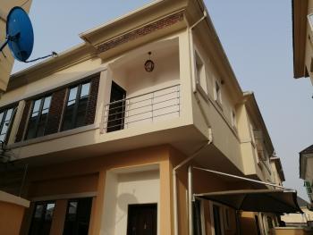 Four Bedroom Semi Detached House with Bq, Bera Estate Off Chevron Drive., Lekki Phase 1, Lekki, Lagos, Semi-detached Duplex for Sale