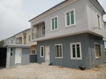 4bedroom Detached with a Room Boys Quarter, Thomas Estate Ajah, Ajiwe, Ajah, Lagos, Detached Duplex for Rent