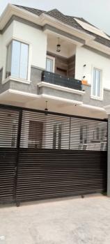 Newly Completed 4bedroom Semi Detached Duplex with a Room Bq., Chevron Alternative Drive Lekki, Lekki Phase 1, Lekki, Lagos, Detached Duplex for Sale