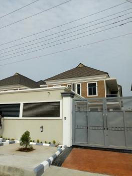 Newly Built 4 Bedroom Duplex with Bq, By Elf Bus Stop, Lekki Phase 1, Lekki, Lagos, Semi-detached Duplex for Sale