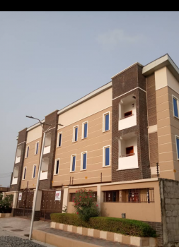 Luxurious 3 Units of 4 Bedrooms Duplex with a Bq, Mobile Road, Ajah, Lagos, Detached Duplex for Sale