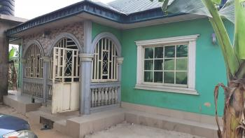 Nicely Finished Three (3) Bedroom Detached Bungalow, Nta Road, Uzuoba, Port Harcourt, Rivers, Detached Bungalow for Sale
