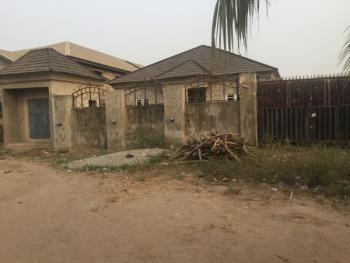 Newly Built Detached Bungalow with 4 Flats, Ibeshe Titun Oke Ota, Ibeshe, Ikorodu, Lagos, Detached Bungalow for Sale