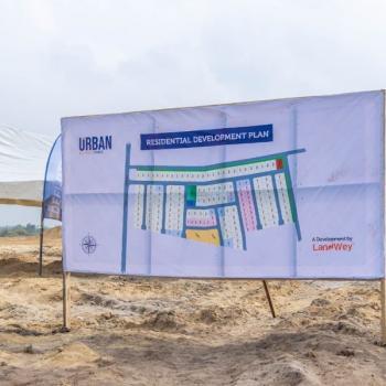 Urban Prime Three Estate,  Title: Governors Consent, Abraham Adesanya, Lekki-epe Expressway, Ajah, Lagos, Mixed-use Land for Sale