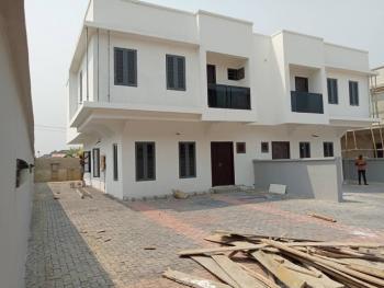 4 Units of Exquisitely Finished 4 Bedroom Semi-detached Duplexes, Sangotedo, Ajah, Lagos, Semi-detached Duplex for Sale