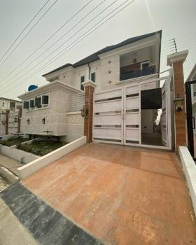 Newly Built 4 Bedroom Semi-detached with a Bq, Chevron, Lekki, Lagos, Semi-detached Duplex for Sale