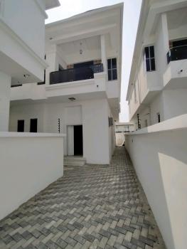 Newly Built and Well Finshed 4bedroom Detached Duplex with a Room Bq, Lagoon View Estate Chevron Drive Lekki, Lekki Expressway, Lekki, Lagos, Detached Duplex for Sale