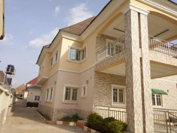 5 Bedroom Luxury Duplex, Barry Street Mab Global Global Estate, Life Camp, Gwarinpa, Abuja, Detached Duplex for Sale