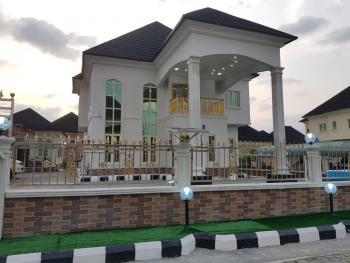 Exotic 5 Bedroom Luxury Duplex, Plantation City By Otokutu Junction., Warri, Delta, Detached Duplex for Sale