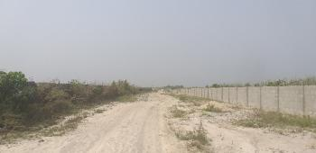 Well Located Expanse of Land, Opposite Novare Mall, Sangotedo, Ajah, Lagos, Mixed-use Land for Sale