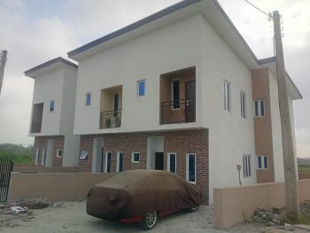 Brand New Custom Built 3 Bedroom Terrace, Amity Estate Sangotedo Lekki., Lekki Phase 2, Lekki, Lagos, Terraced Duplex for Sale