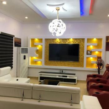 Furnished 5 Bedroom Duplex with 2 Rooms Bq, University View Estate By Lagos Business School Ajah Lekki Lagos, Sangotedo, Ajah, Lagos, Semi-detached Duplex for Sale