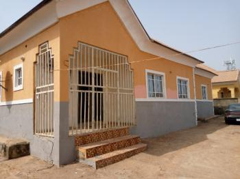 Standard Three Bedroom with Bq, After Sunny Vale Estate Abuja, Dakwo, Abuja, Detached Bungalow for Sale