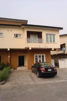 Pristine 4 Bedroom Semi Detached Duplex with Bq, Lekki Gardens Phase 4 By General Paints, Ajiwe, Ajah, Lagos, Semi-detached Duplex for Sale