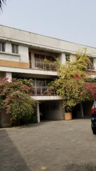 3 Bedrooms Terrace House in Vacant Possession, Falomo, Ikoyi, Lagos, Terraced Duplex for Sale
