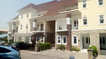 Serviced 4 Bedroom Terraced Duplex with Bq, Near Citec, Mbora, Abuja, Terraced Duplex for Rent