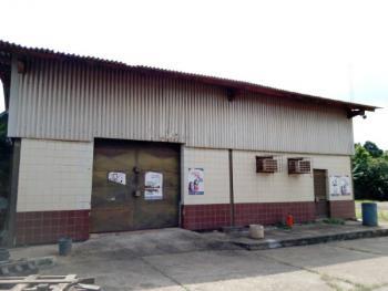Warehouse, New Market Road, Gra, Enugu, Enugu, Warehouse for Sale