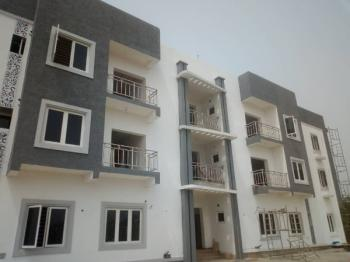 Newly Built 2 Bedroom Serviced Apartment in a Serene Neighborhood, Jahi, Abuja, Flat for Rent
