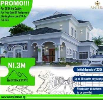 Land, Tiverton Estate 2, Owode-ise Town, Ibeju Lekki, Lagos, Residential Land for Sale