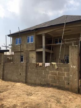Distressed 5 Bedroom Duplex with 2 Nos of 3 Bedroom Flat, 12 Bale Street,  Off Akin Ogunlewe, Igbogbo, Ikorodu, Lagos, Detached Duplex for Sale