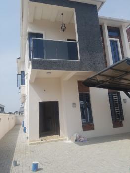 4bedroom Detached Duplex, Orchids Hotel Road, Lafiaji, Lekki, Lagos, Detached Duplex for Sale