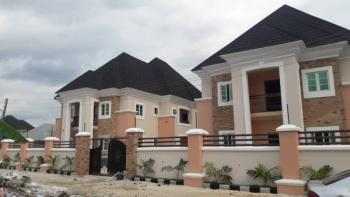 Exceptionally Built  and Luxury 6bedroom Twin Duplex, Gu Arke Off Eneka Road Behind Shell Estate, Port Harcourt, Rivers, Detached Duplex for Sale