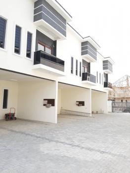 Brand New 4 Bedroom Terrace Duplex with Spacious Compound, Ikota Villa Estate, Ikota, Lekki, Lagos, Terraced Duplex for Sale