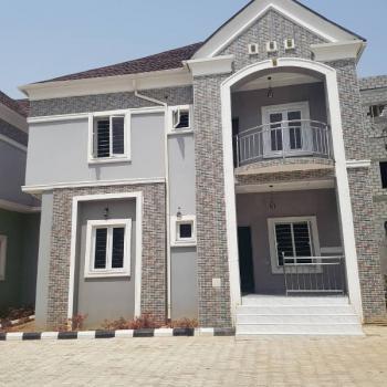 Top Notch Five Bedroom Twin Duplex, Guzape District, Abuja, Semi-detached Duplex for Sale